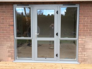 Aluminium Door and Trim