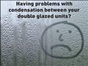 Steamed up Double Glazing?